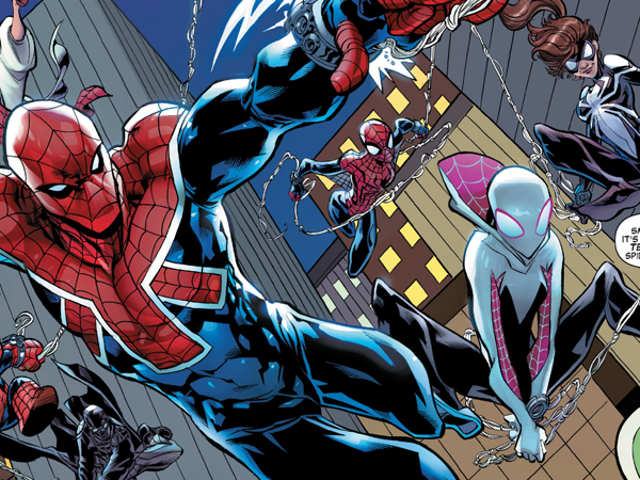 Web Warriors Reminds Me Why I Loved Spider-Verse In Just One Goofy Moment