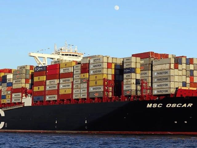 Los 15 barcos más grandes del mundo ques surcan los mares