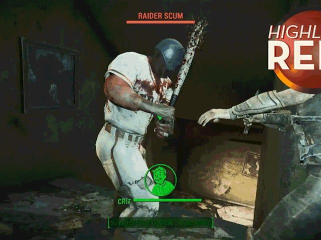 <i>Fallout 4</i> jugador de <i>Fallout 4</i> supera a los mutantes como jugador de los Red Sox