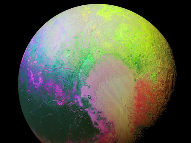 Sao Diêm Vương thể hiện màu sắc chủ yếu của nó trong cú đánh ảo giác này