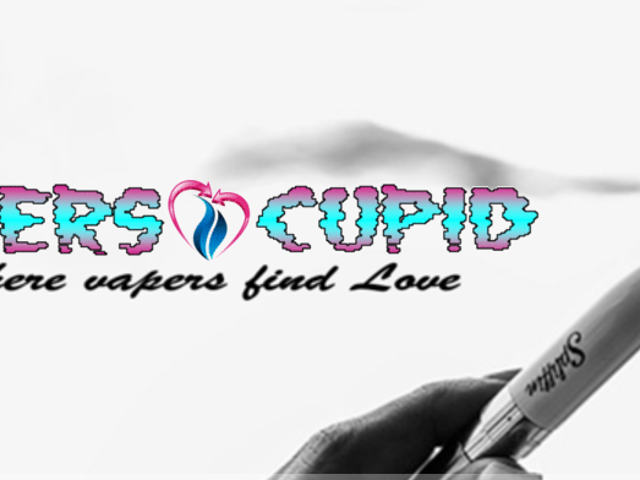 The Wait Is Over, Thank God, VapersCupid.com (Where Vapers Find Love) Is Now Open