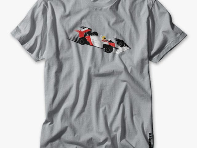 Senna + F1 + Blipshift