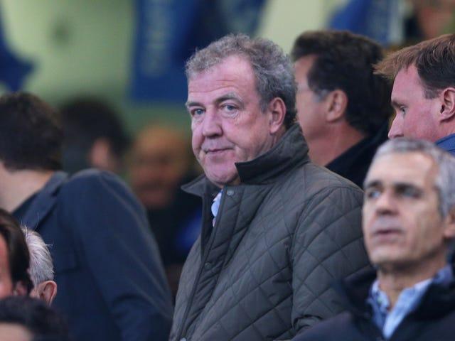 Jeremy Clarkson, BBC Sued By Clarkson Punch-Receiver voor rassendiscriminatie