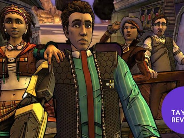 Tales from the Borderlands: The TAY Review