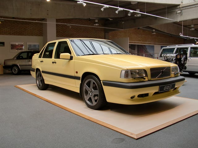 The history of the Volvo R (and a bit on the Polestar too)