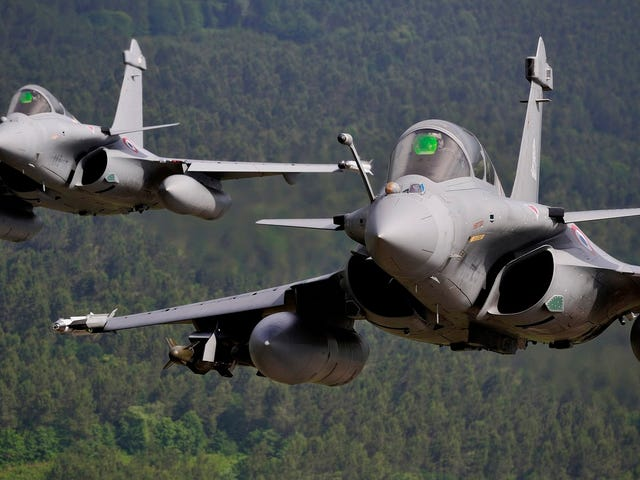 Dassault Rafale?