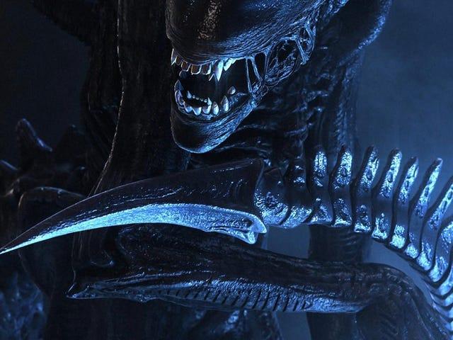 40 år siden af Alien, der blev kæmpet for at blive ramt af terror og terrorisme