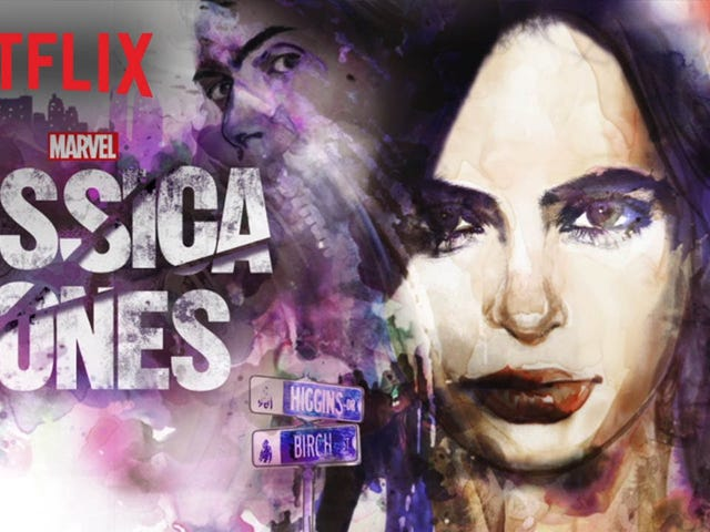 This Week's TV: At Long Last, the Debut of Marvel's Jessica Jones!