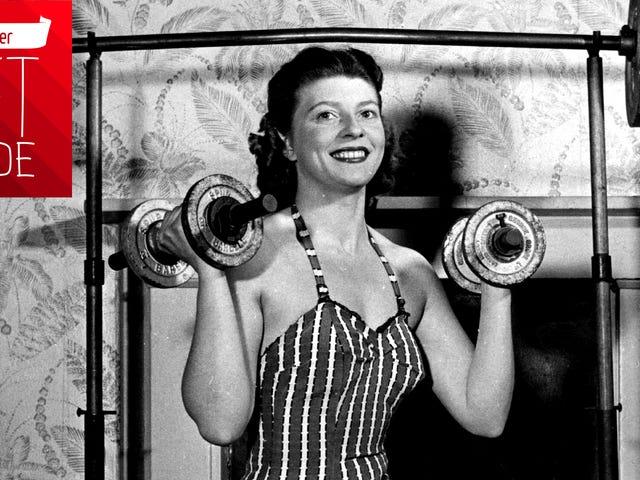 Δώστε το δώρο της γυμναστικής με αυτά τα εργαλεία προπόνησης και τα gadgets