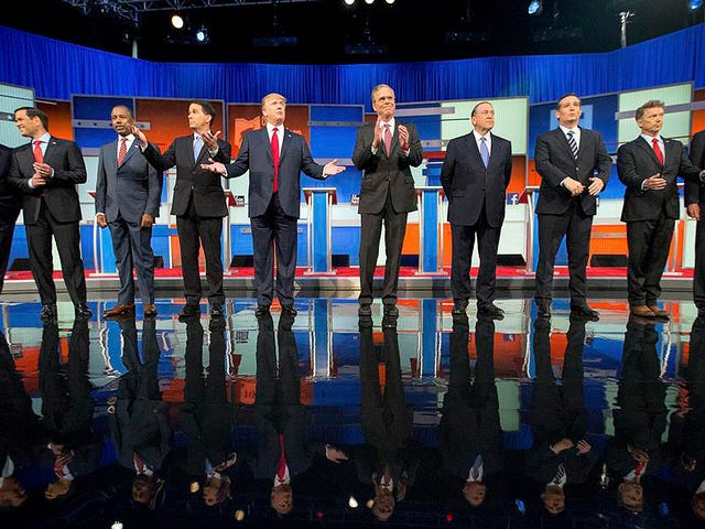 All The Things The GOP Candidates Got Wrong On The Military