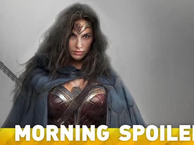 Ποια άλλα Superhero DC θα μπορούσαν να εμφανιστούν στο Wonder Woman ;