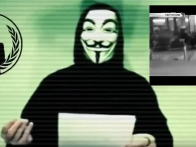 Anonym har förklarat krig mot ISIS