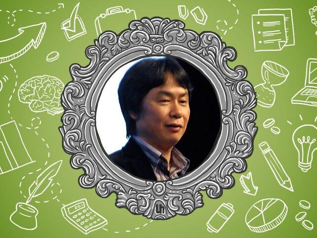 Οι καλύτερες συμβουλές δημιουργικότητας του Shigeru Miyamoto