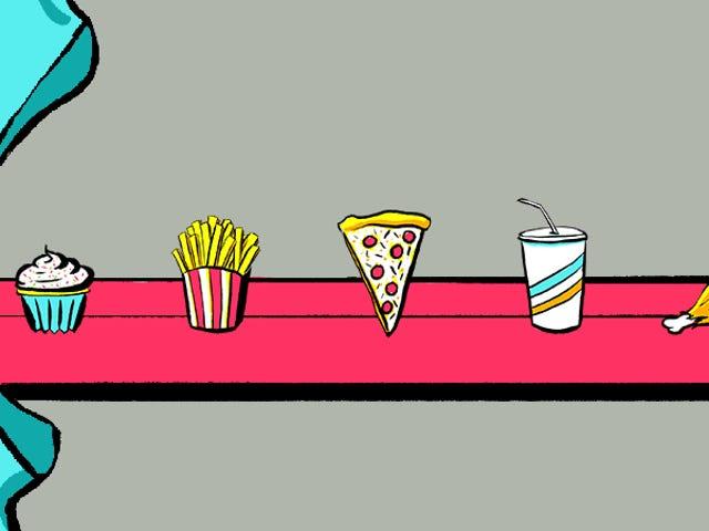 """""""Todo en moderación"""" es una regla terrible para comer"""