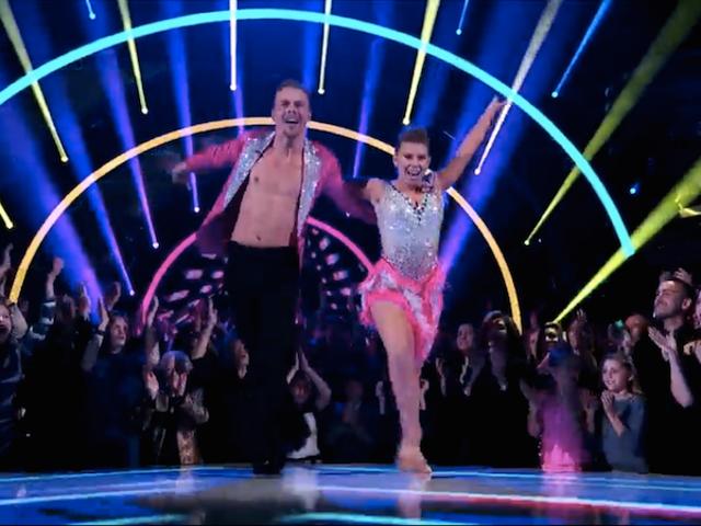 Sad Dancing With the Stars Diaries: Derek Hough er i den for at vinde den