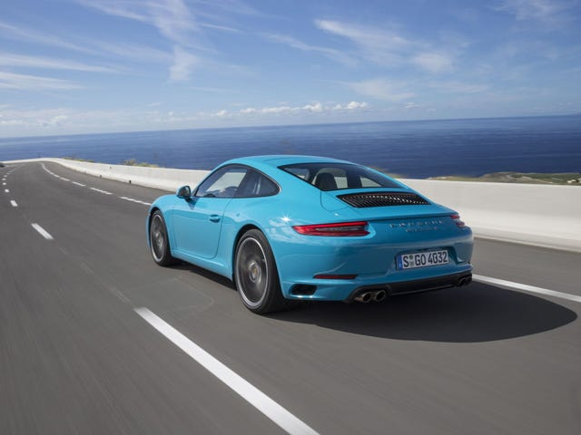 Everything You Learn After Driving The Turbocharged Porsche 911 Carrera