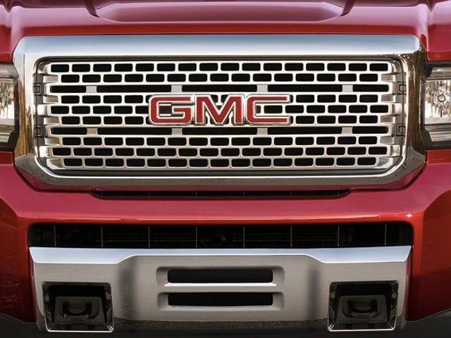 """2017年GMC Canyon Denali:这款售价45,000美元的""""小型卡车""""特价"""