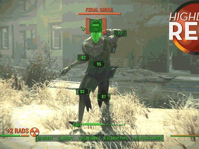 <i>Fallout 4</i> Encounter Hızla Yükseliyor
