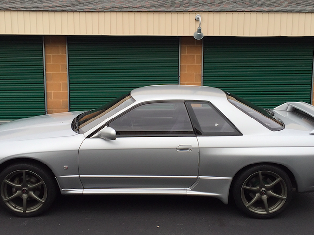 Here's Why It's So Hard to Sell a Nissan Skyline GT-R