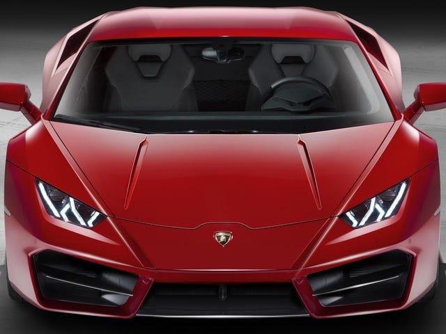 Dumme Lamborghini haben vergessen, ihr neuestes Modell teurer zu machen