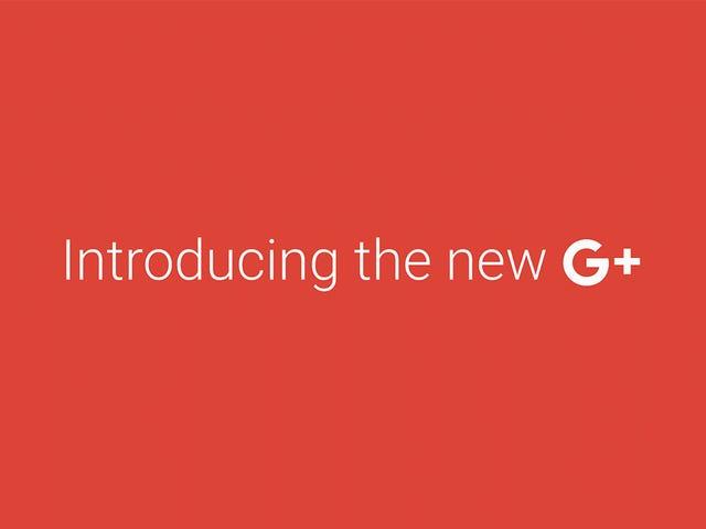Google+ se renueva, ahora se enfoca en comunidades y colecciones