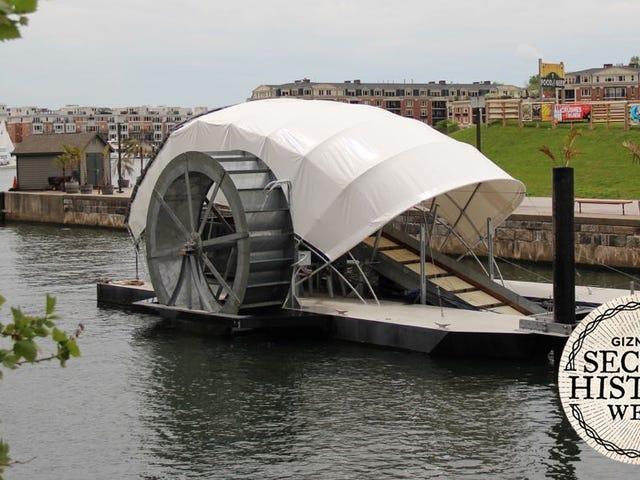 El plan sigiloso de Baltimore para hacer que su puerto se pueda nadar para 2020