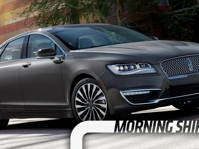 This Is The New Face Of Lincoln (And It Has 400 Horsepower)
