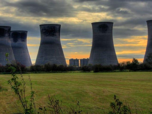 英国は石炭火力発電所をすべて閉鎖中