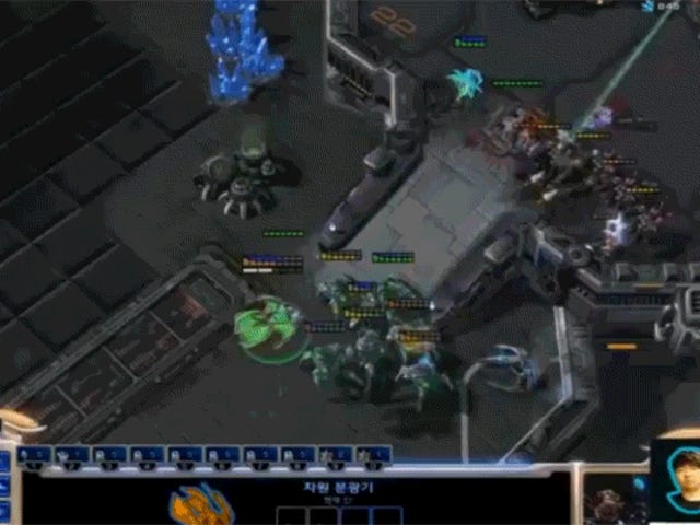 Protoss Pro reproduce <i>Legacy of the Void</i> cómo se significa que se juegue