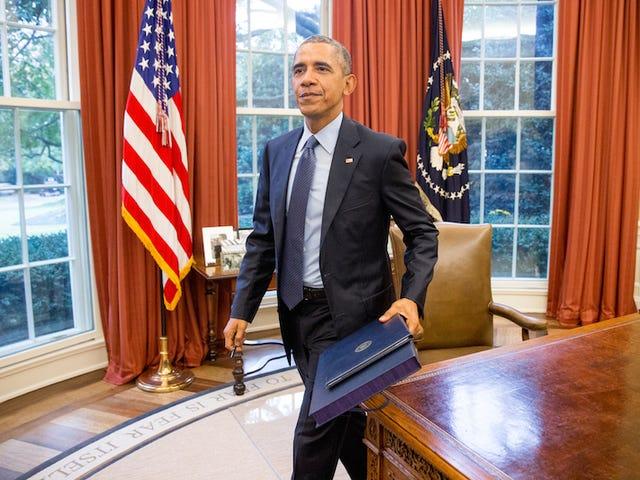 """Voici le feu """"Obama Saying Pop Off"""" Remix vous ne saviez jamais besoin"""