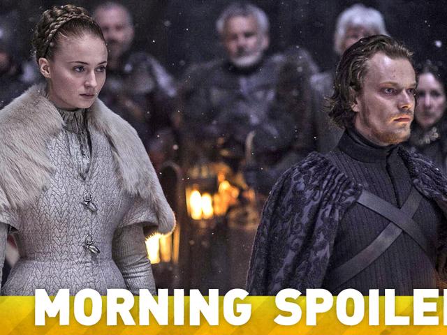 Nytt <i>Game of Thrones</i> Sätta ut rapporter Tease En överraskande familjeåterförening