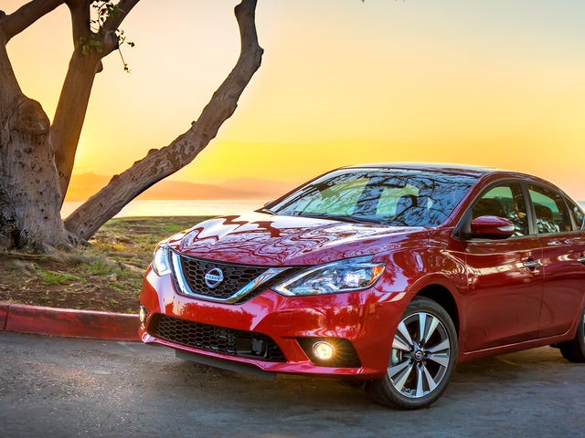 Nissan Thinks The New 2016 Sentra Will Make You Fall In Love With Sedans
