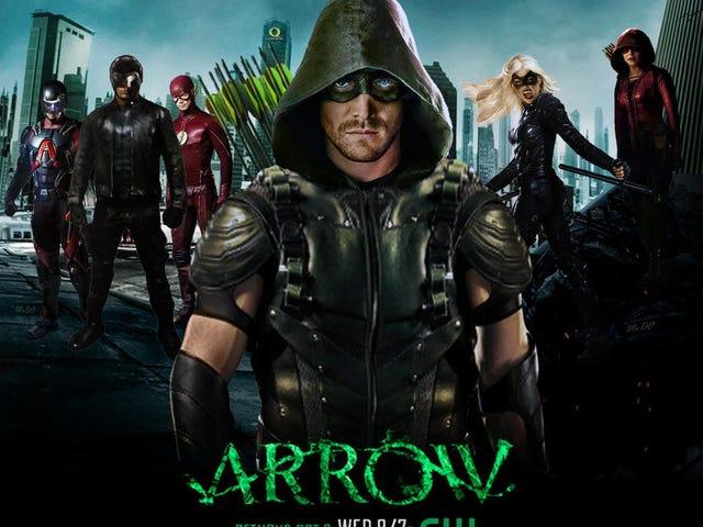 Arrow 4.07: Brotherhood