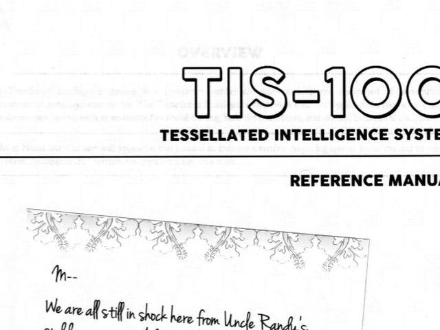 TIS-100: Ти - програміст, Гаррі!