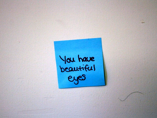 Si desea que su elogio tenga algún efecto, asegúrese de que sea honesto