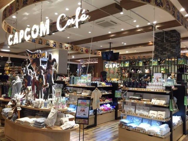 Capcom刚刚在日本开了一家餐馆。 再次。