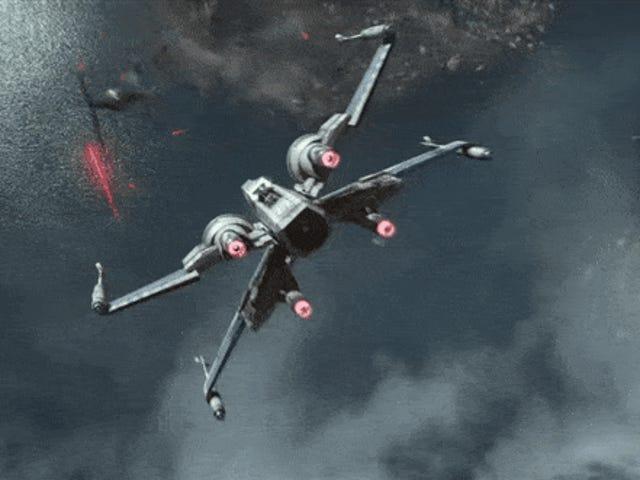 <i>Star Wars: The Force Awakens</i> Silahlanmış Nostaljisi <i>Star Wars: The Force Awakens</i>