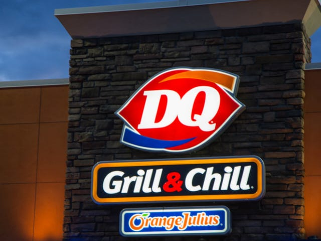Dairy Queen Robbed By Mysterious, Sword-Wielding Assailant