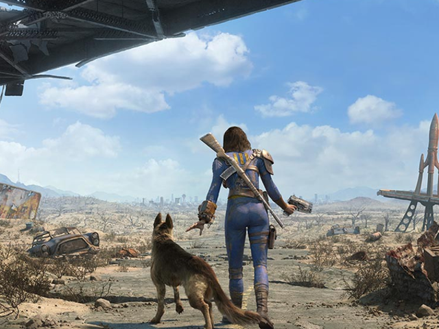 Fallout 4: The Kotaku Review