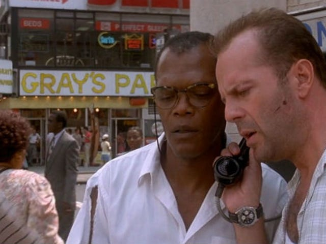 Could Bruce Willis and Samuel L. Jackson Have Stopped That Bomb If They'd Just Taken An Uber?