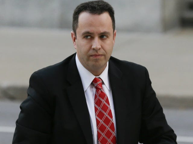 Jared Fogle Sentenced to More than 15 Years in Prison for Sex Crimes