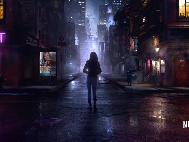 Marvel's Jessica Jones er den karakterfokuserte Superhero Epic vi har ventet på