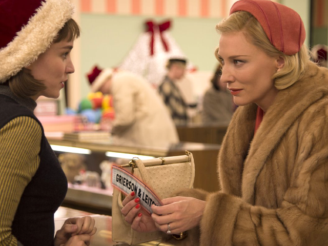 <i>Carol</i> Is A Beautiful Love Story, Dibintangi A Terrific Cate Blanchett