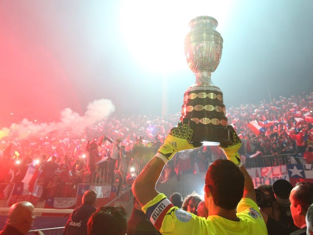 Copa América Centenario Müthiş Olacak