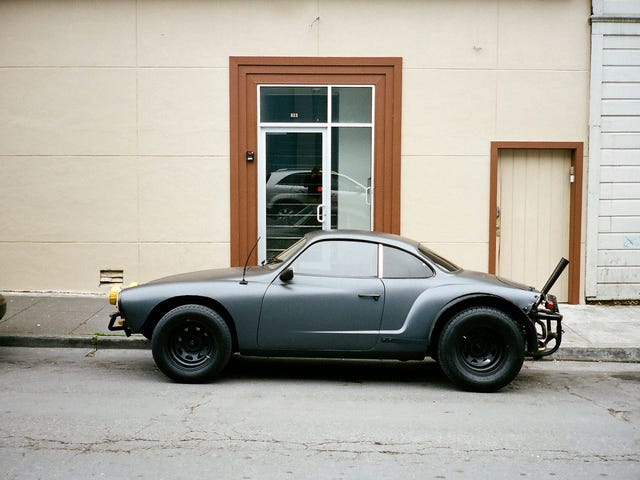 Baja Ghia (AKA the post formerly known as CAH)