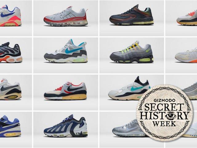 Den Absurde Historie af Nike Air Technology