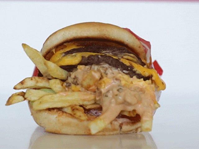 In-N-Outs hemmelige menu afslørede lækkert i en video