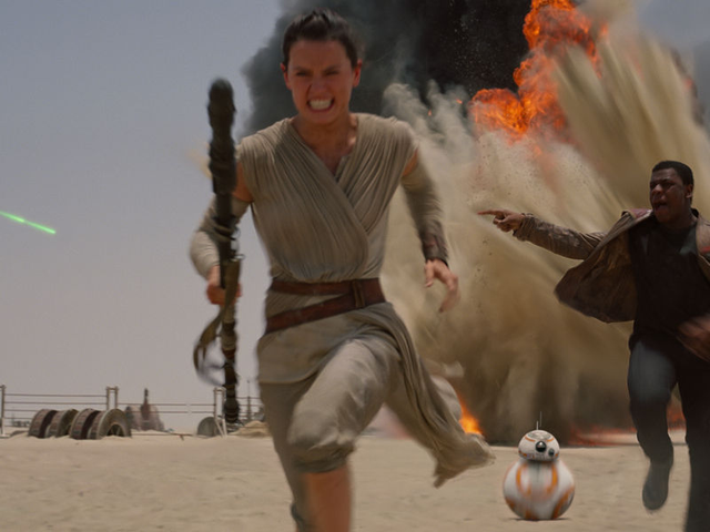 Star Wars: The Force Awakens Is Officially Complete!