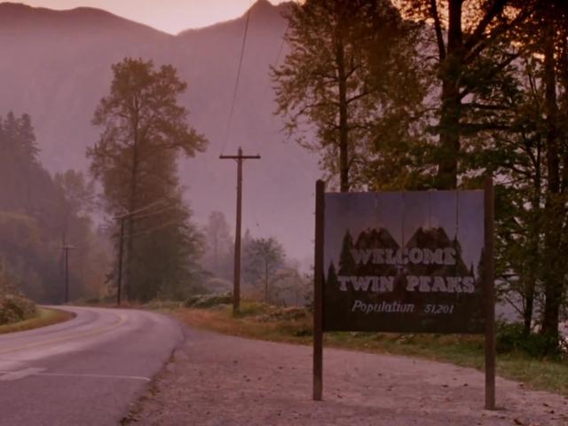 David Lynch dirigió una serie de mini <i>Twin Peaks</i> para una compañía de café japonesa