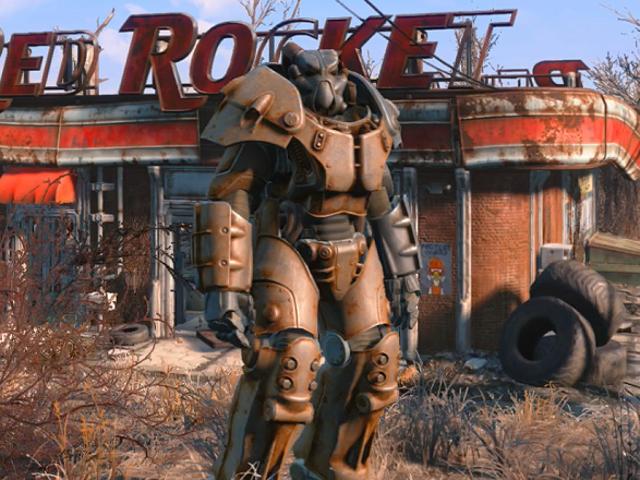 Var hittar du <i>Fallout 4's</i> bästa Power Armor